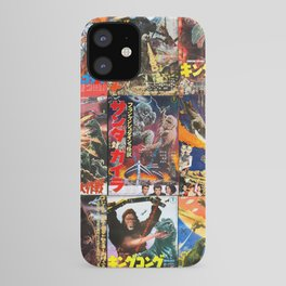 Classic Japanese Toho Posters iPhone Case
