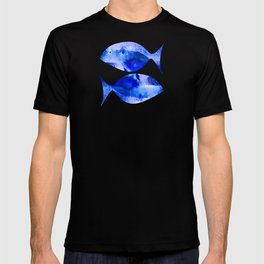 Zodiac Signs Pisces T-shirt
