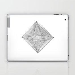 DMT OCTAHEDRON Laptop & iPad Skin