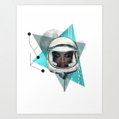 Need More Space Art Print