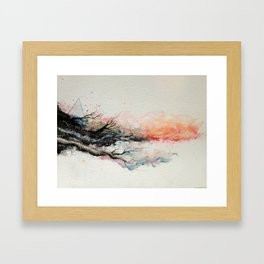 Dragon Dreams Framed Art Print