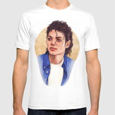 The Way You Make Me Feel Mens Fitted Tee White SMALL
