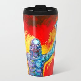 Creature From The Black Lagoon  Travel Mug