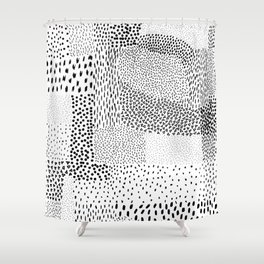 Graphic 81 Shower Curtain