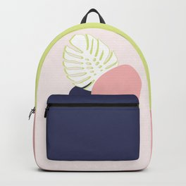 Spring Monstera #society6 #spring Backpack