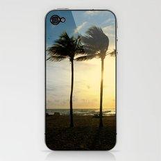 Beach Pairs iPhone & iPod Skin
