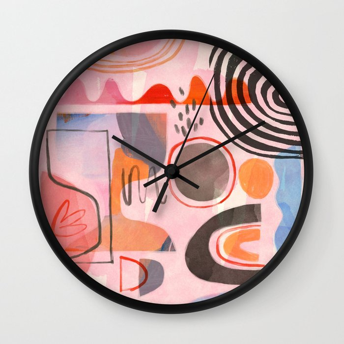 Nice Day Wall Clock