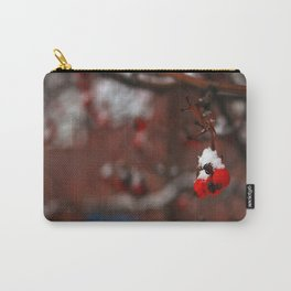 Red Berries - Viburnum Carry-All Pouch