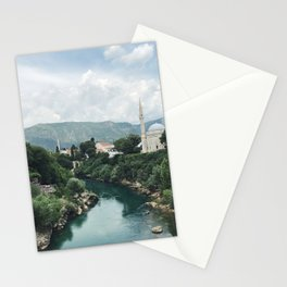 A Day Trip to Bosnia Stationery Cards