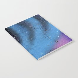 Cosmic Moon Notebook