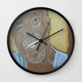 Donald Kinsey Wall Clock