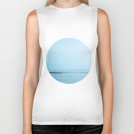 Nautical Porthole Study No.2 Biker Tank