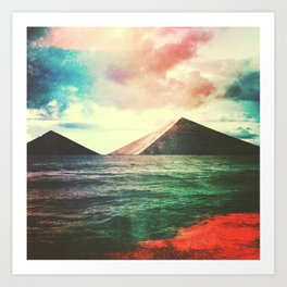 Horizon II Art Print