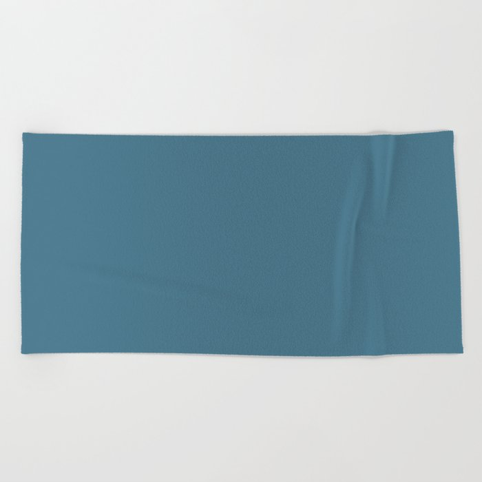 Solid Color Beach Towels.Pratt And Lambert 2019 French Blue 24 12 Solid Color Beach Towel By Simplysolids