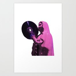 Muttergottes Art Print