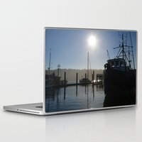 florence Laptop & iPad Skins featuring Florence by Ellen
