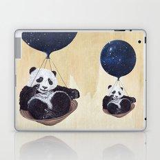 Panda in space Laptop & iPad Skin