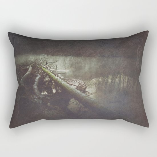 driftWood Rectangular Pillow