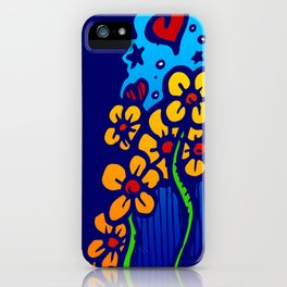 FLOWERS FOR SHERRY 002 iPhone Case