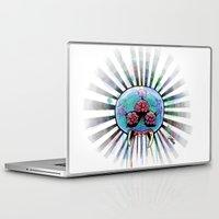 metroid Laptop & iPad Skins featuring Metroid  by Jauma