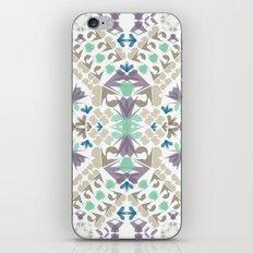 PETUNIA iPhone & iPod Skin
