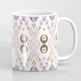 Ikat Java Rose Coffee Mug