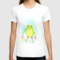 phil jones T-shirts featuring Pegleg Phil by Taylor Winder