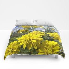 POWER FLOWER Comforters