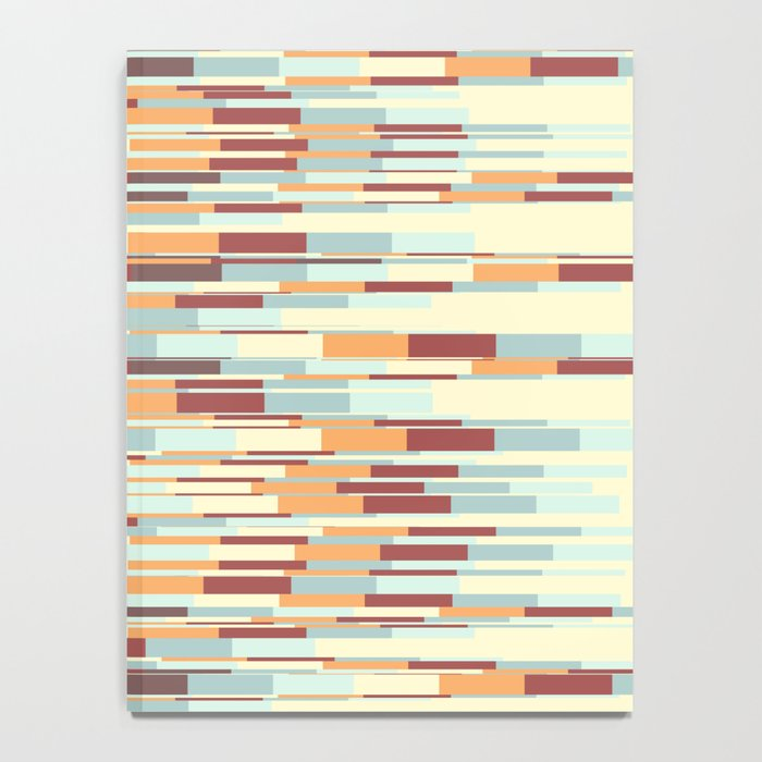 Abstract pattern 67 Notebook