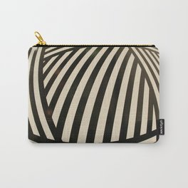 Black & White Patterned Wall Carry-All Pouch