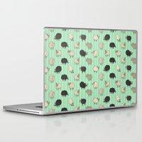sheep Laptop & iPad Skins featuring Sheep by sheena hisiro
