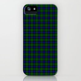 Urquhart Tartan iPhone Case
