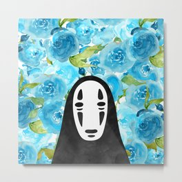 There's No Face Like Home Metal Print