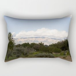 Sandia Peak Rectangular Pillow