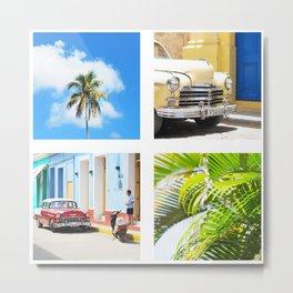 199, Mix #1, Cuba Metal Print