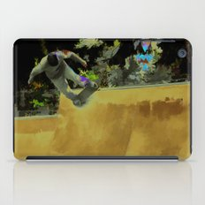 Skateboarding Fool iPad Case