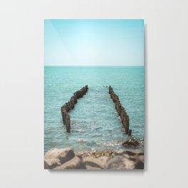 Landscape photo - vacation Metal Print