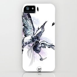 Dove iPhone Case