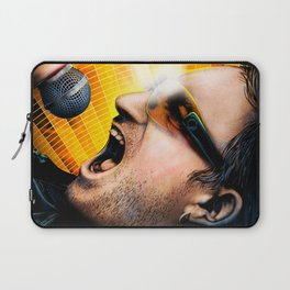 Bono from U2 Laptop Sleeve