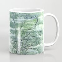 grass Mugs featuring GRASS by AMULET
