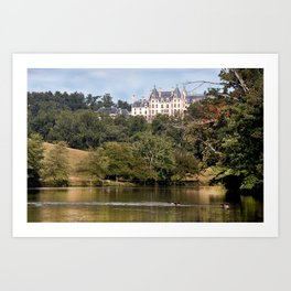 Biltmore Castle Art Print