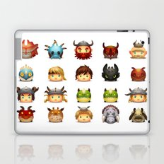 Little Dragons Laptop & iPad Skin