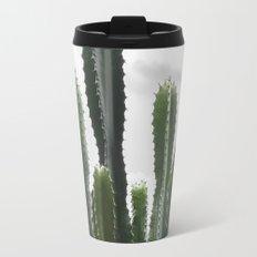 Cactus Over el Centro Travel Mug