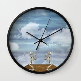 ¡PRAY! Wall Clock