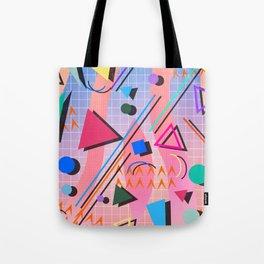 80s pop retro 2 Tote Bag