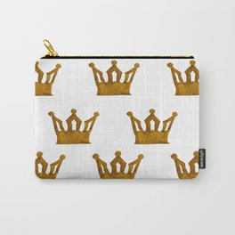 Golden Crown I Carry-All Pouch