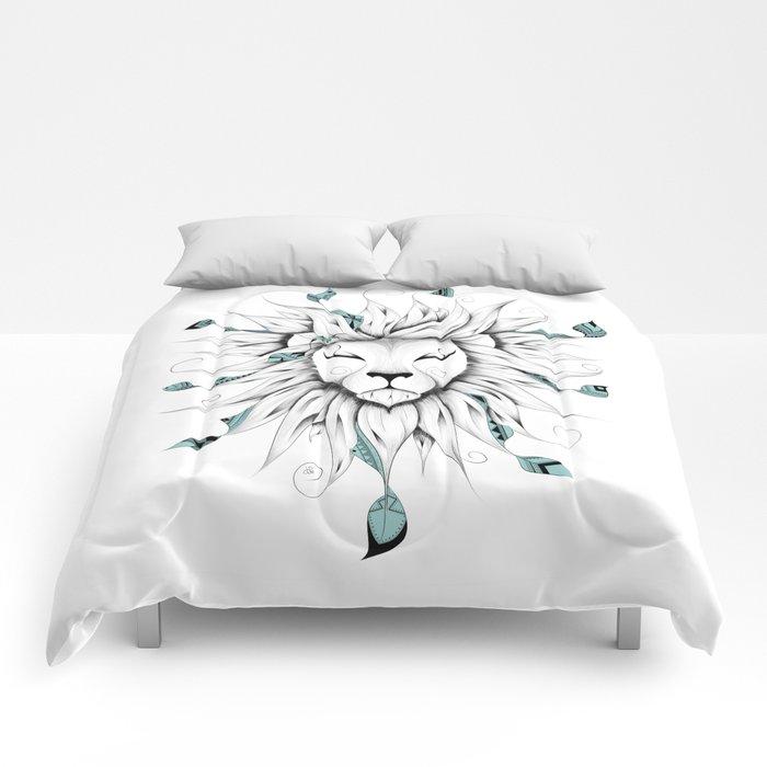 Poetic King Comforters