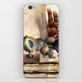 Around the World iPhone Skin