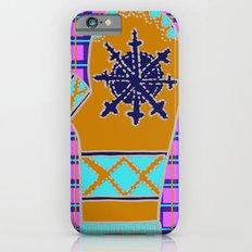 Cozy Up, Winter Cover iPhone 6s Slim Case