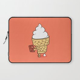 Everyone Poops by ilovedoodle Laptop Sleeve